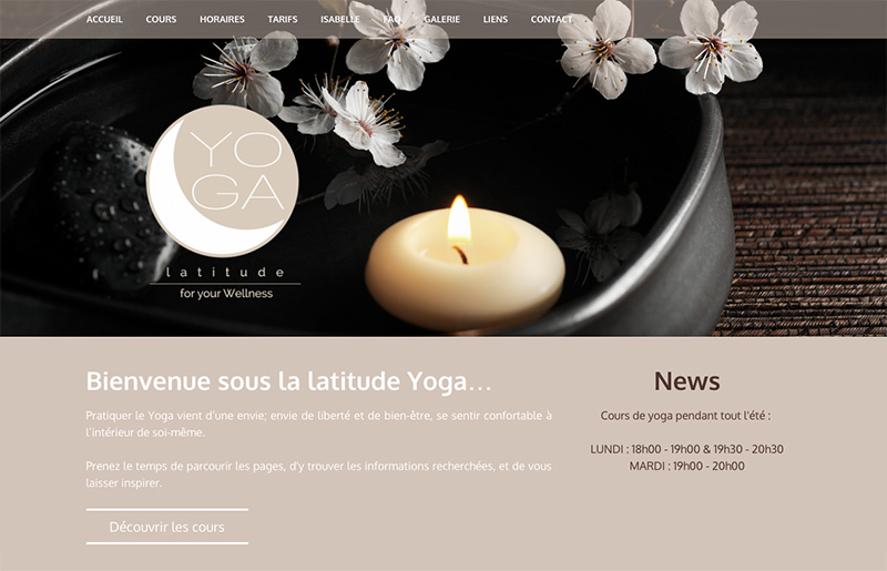 Yoga Lattitude Préverenges
