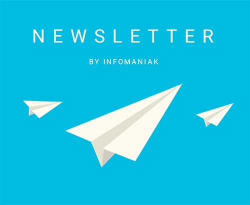 newsletter Infomaniak